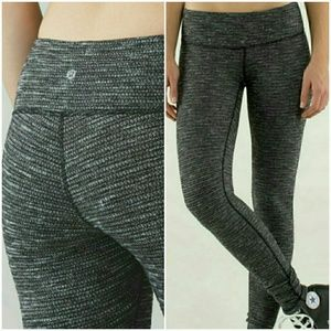 Lululemon Cozy Wunder Under Leggings